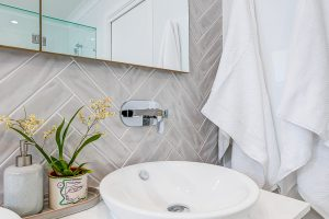 Helensvale Bathroom Renovation - Small